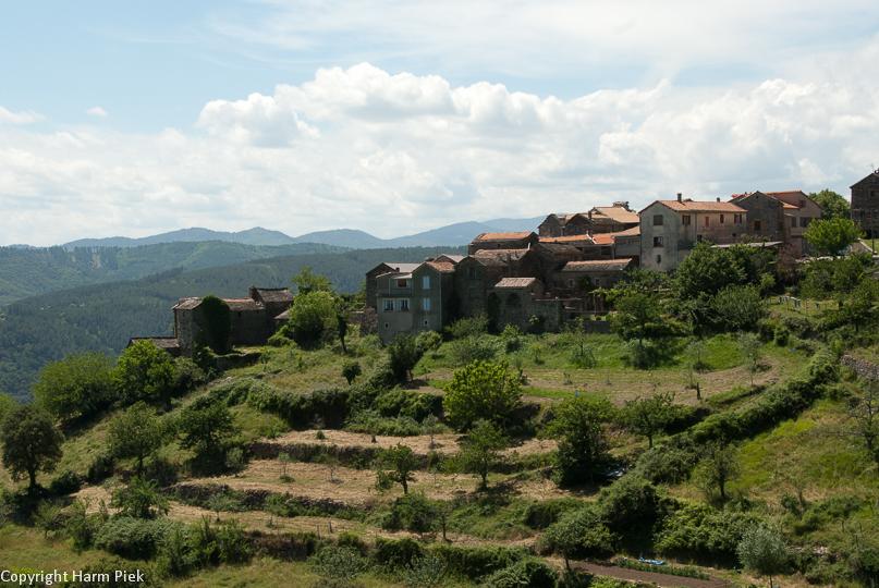 Bédousse, Le Gard, Departement 30, France, Frankrijk
