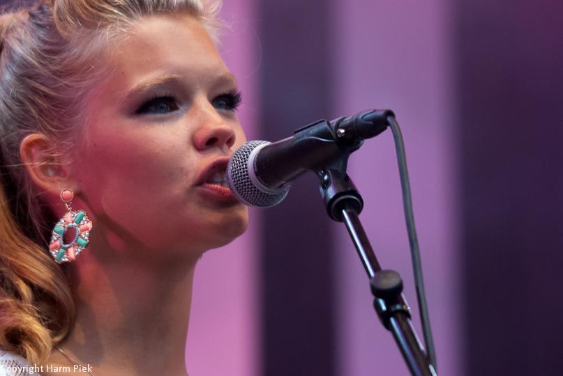 Dafne Holtland, Haarlem Jazz & More 2013, Zazi