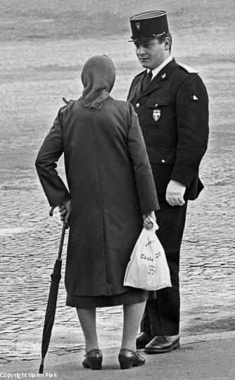 Conversation, Parijs, 1975