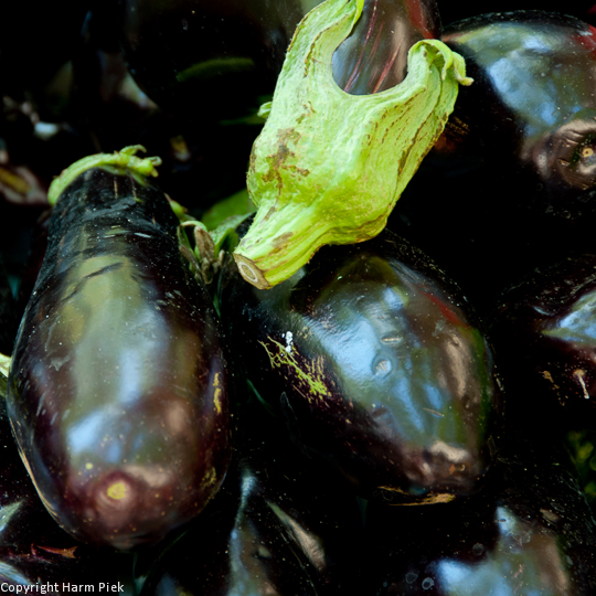 Aubergine, Fresh Food