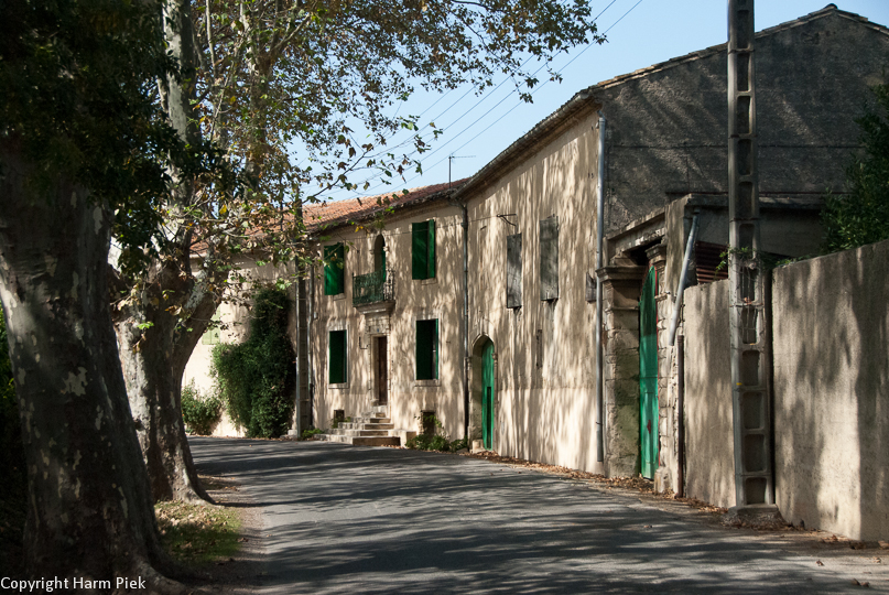 Le Cailar, Le Gard, Departement 30, France, Frankrijk