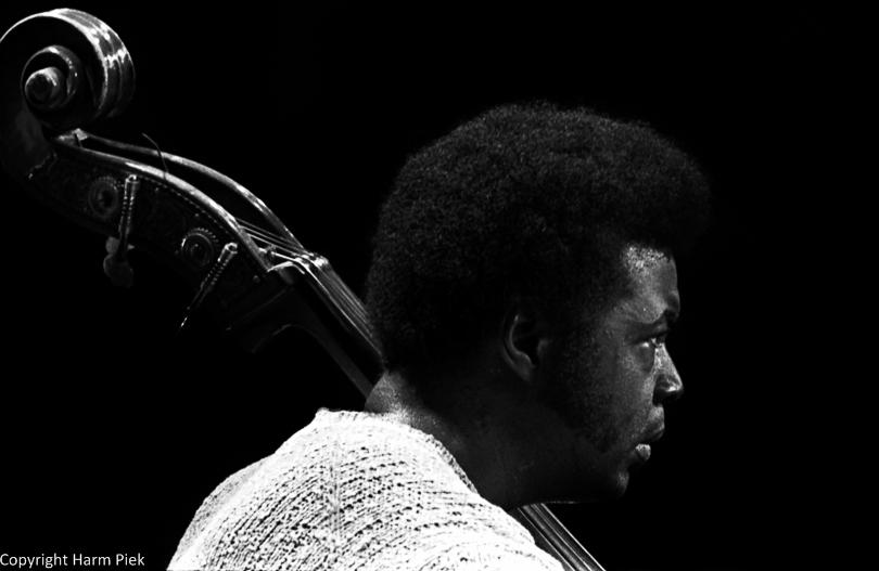 Chris White, Loosdrecht Jazz Festival, 1972