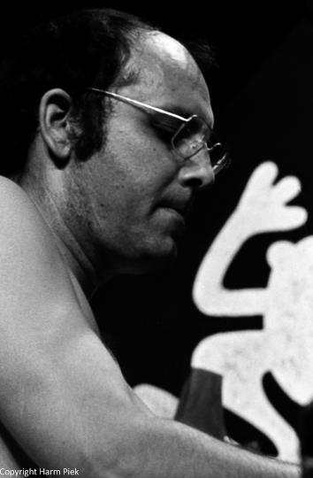 Misha Mengelberg, Loosdrecht Jazz Festival, 1972