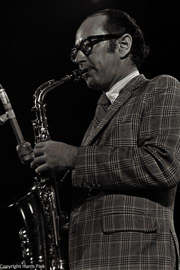 Paul Desmond, Newport Jazz Festival, 1972