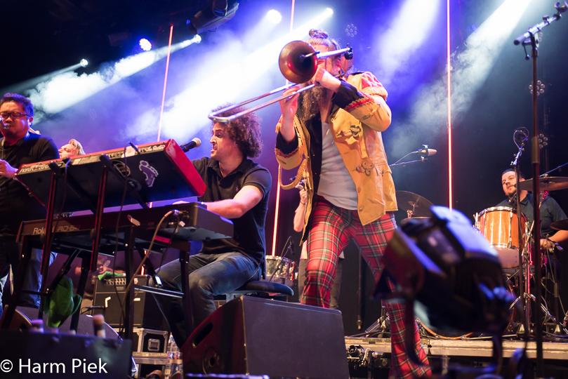 Andy Frasco, Haarlem Jazz & More, 2016