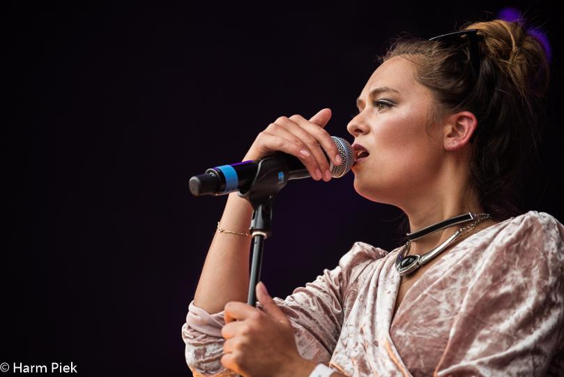 Frederieke Kroone, Evolve, Haarlem Jazz & More 2017