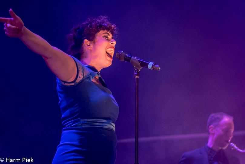 Dorona Alberti, Gard du Nord, Haarlem Jazz & More 2017
