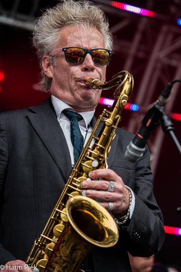 Haarlem Jazz & More 2019 - Jules Deelder & Boris van der Lek